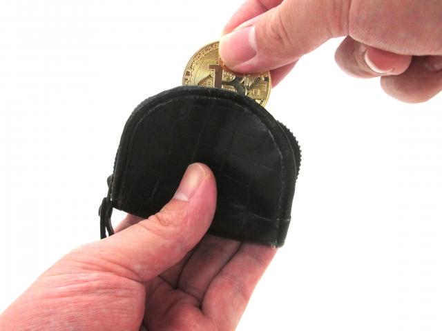 ビットコインのやり取り イメージ画像