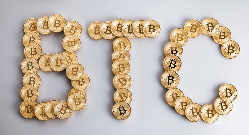 BitcoinでBTC
