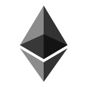 Ethereumイーサリアム/ETH Logo