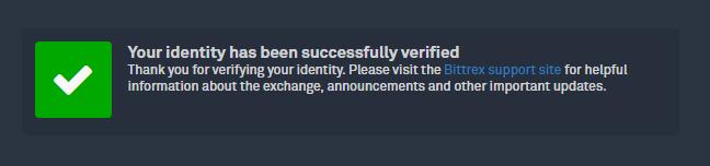 Bittrexの口座開設と二段階認証設定の手順28