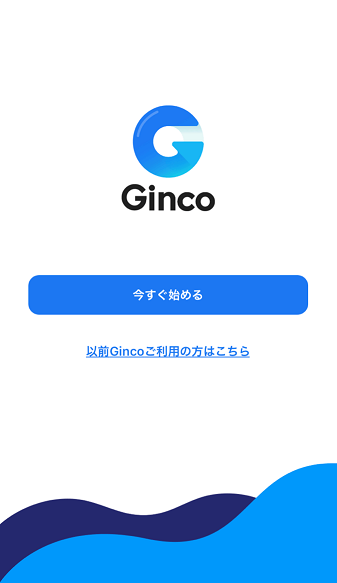 Ginco initial setting 1