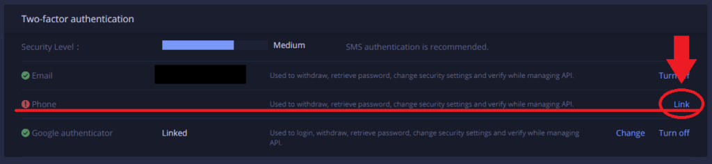 huobi-Two-factor-authentication-11