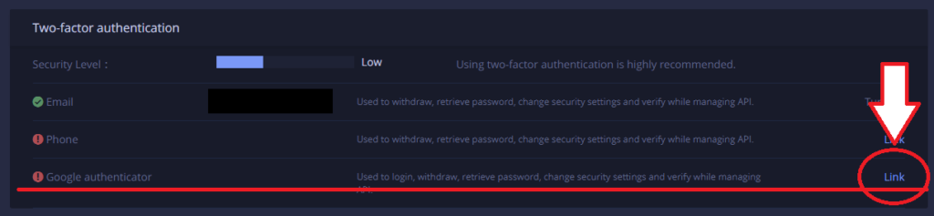 huobi-Two-factor-authentication-5