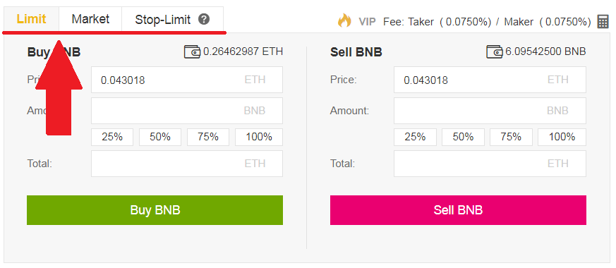 BINANCE-Sell-2