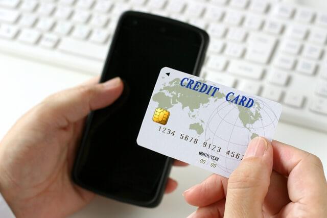 イメージ図 クレジットカードで仮想通貨を購入